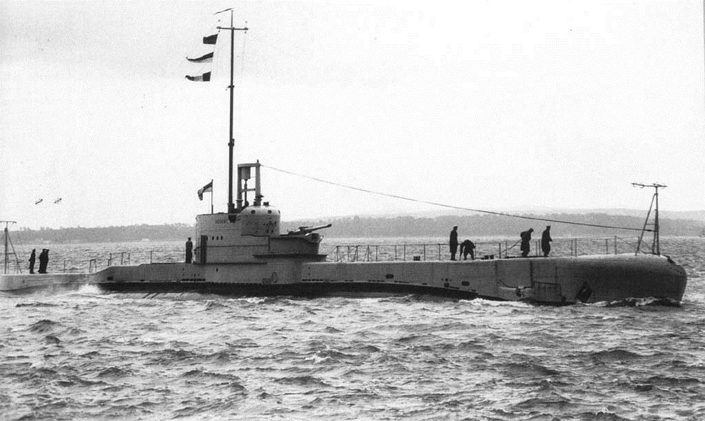 Britanska podmornica Regent