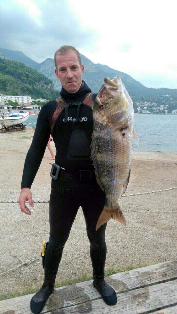 Septembar trece mjesto Balsa Budimic-zubatac 7,35kg