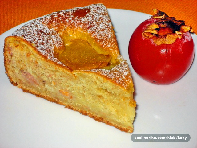Kaki torta