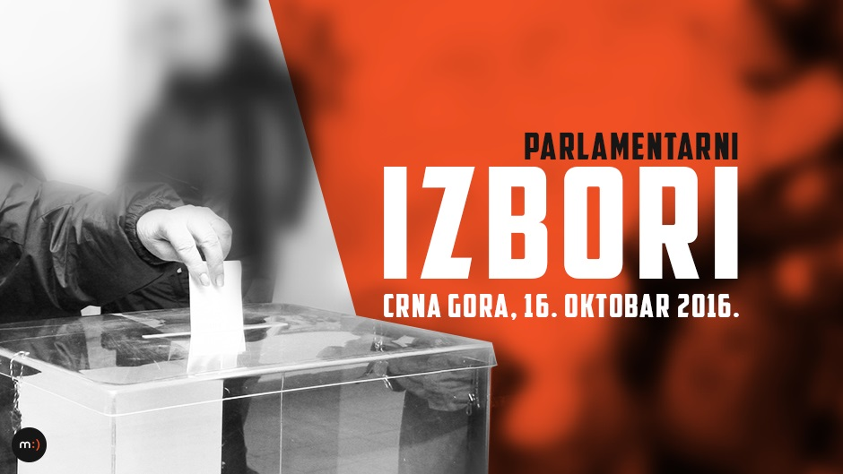 Izbori Crna Gora