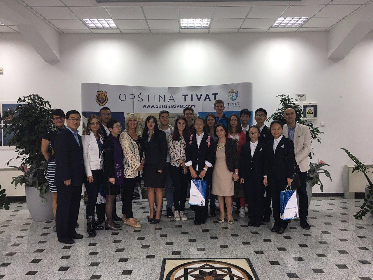 Mladi Kinezi stigli u Boku