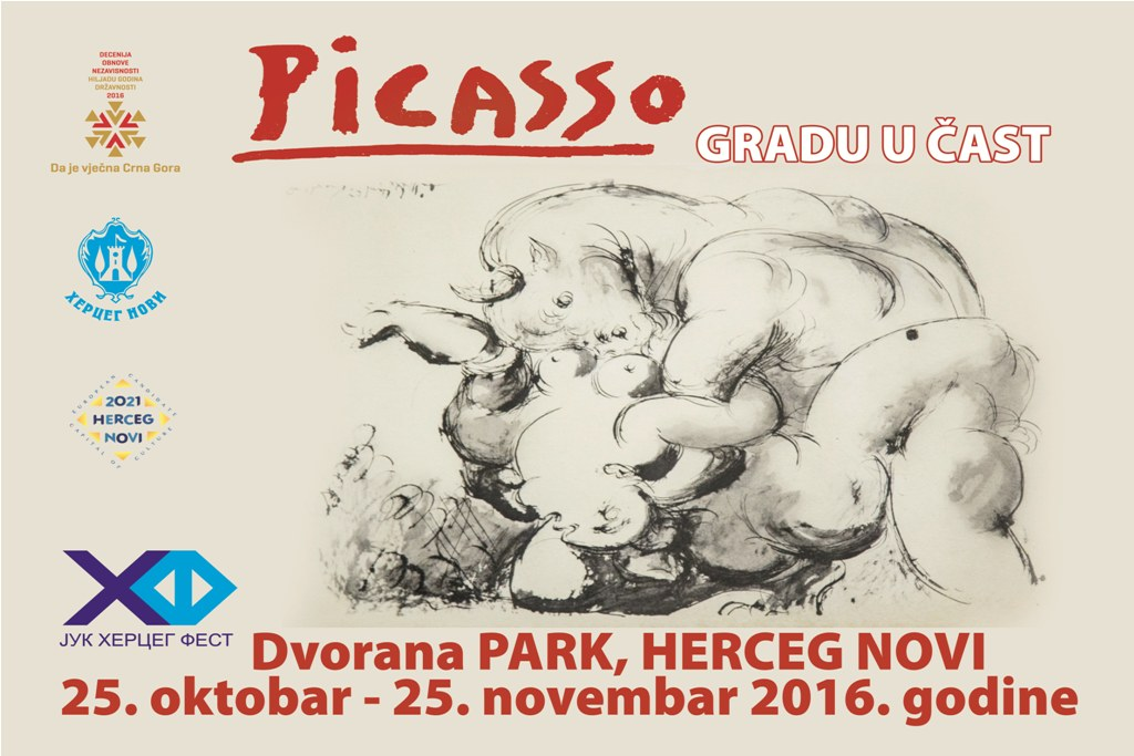 Pikaso - plakat