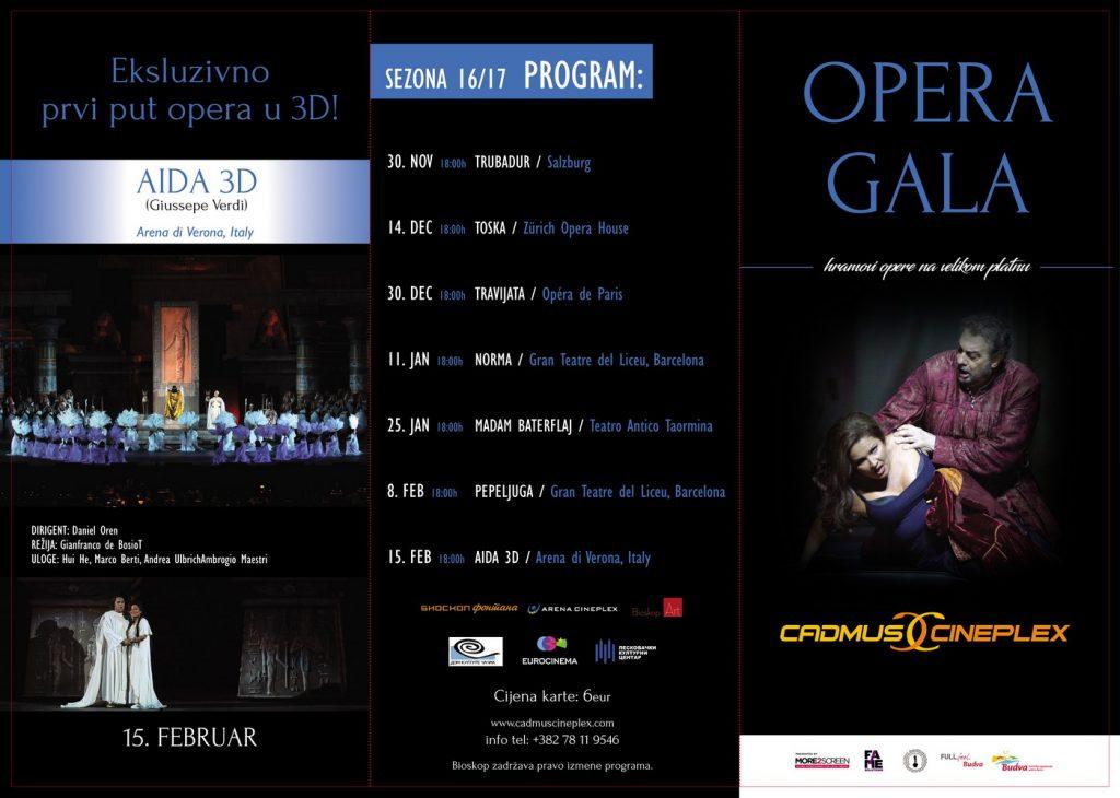 Opera Fyer - Cadmus