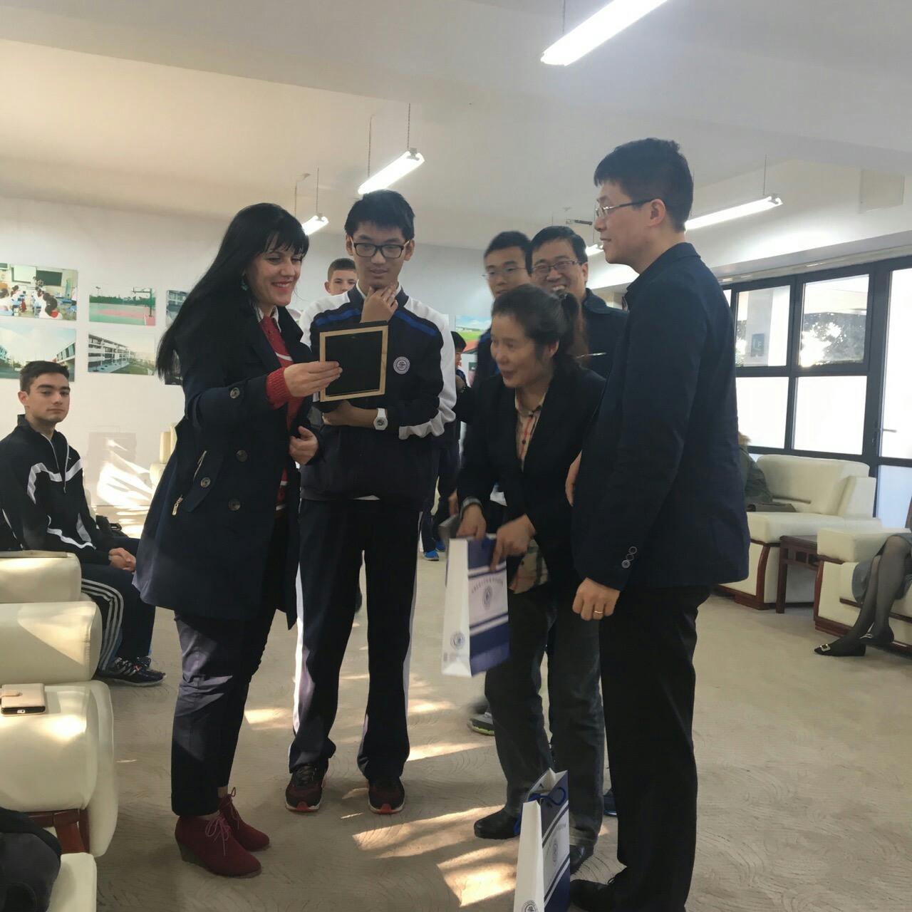 Iz posjete Kini