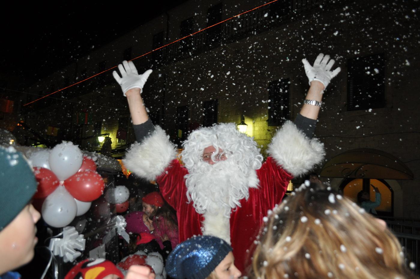 Dječija nova godina Kotor