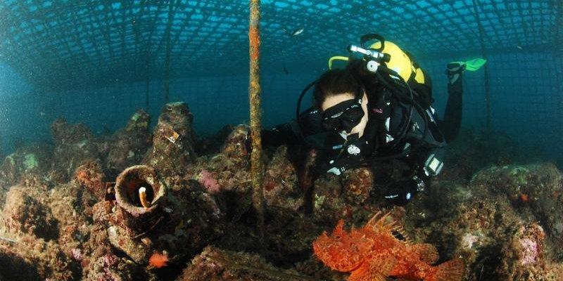 Podmorje - muzej foto DUNEA