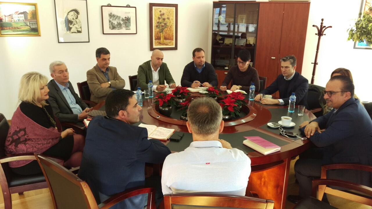 Opština Tivat sastanak