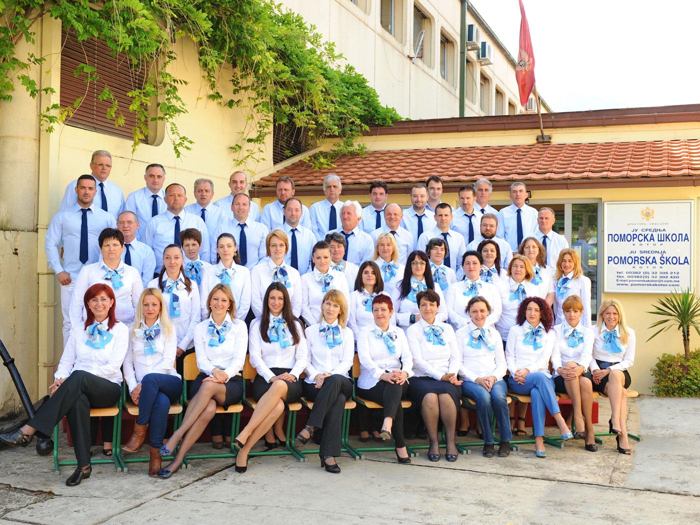 Srednja pomorska škola Kotor