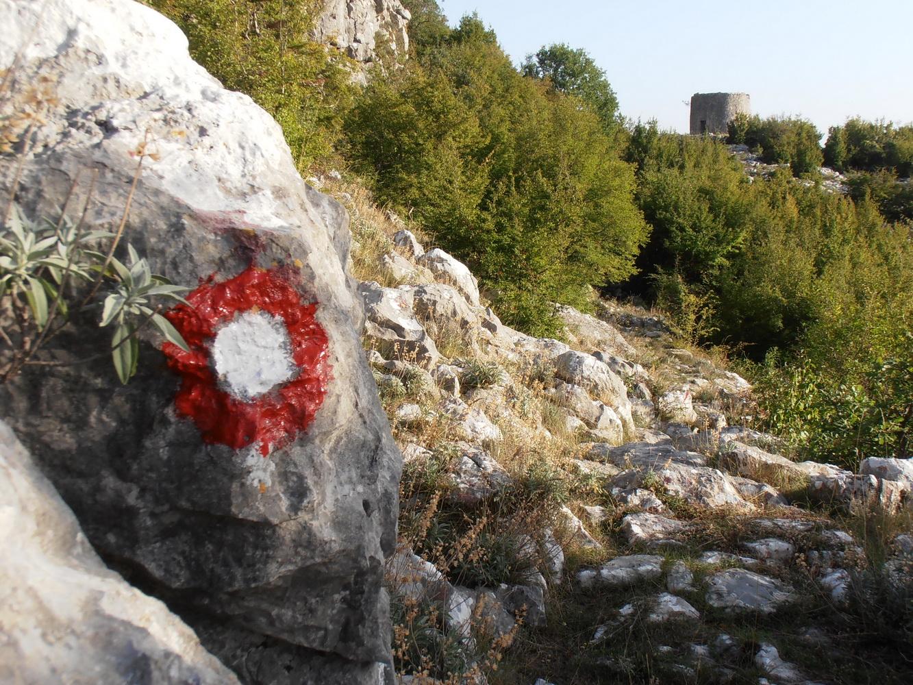 Vjetreni mlin selo Kruševice