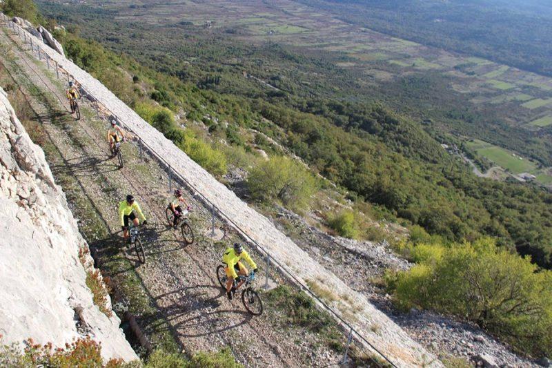 Biciklistička staza Ćiro