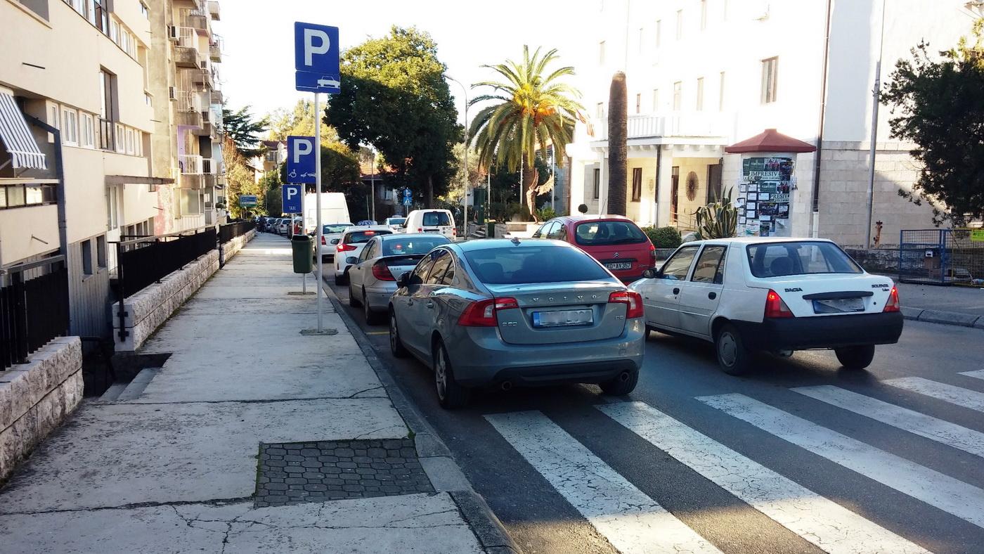 Tivta parkranje