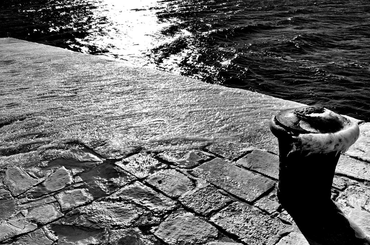 Boka, led, kamen i more - foto M. Marušić