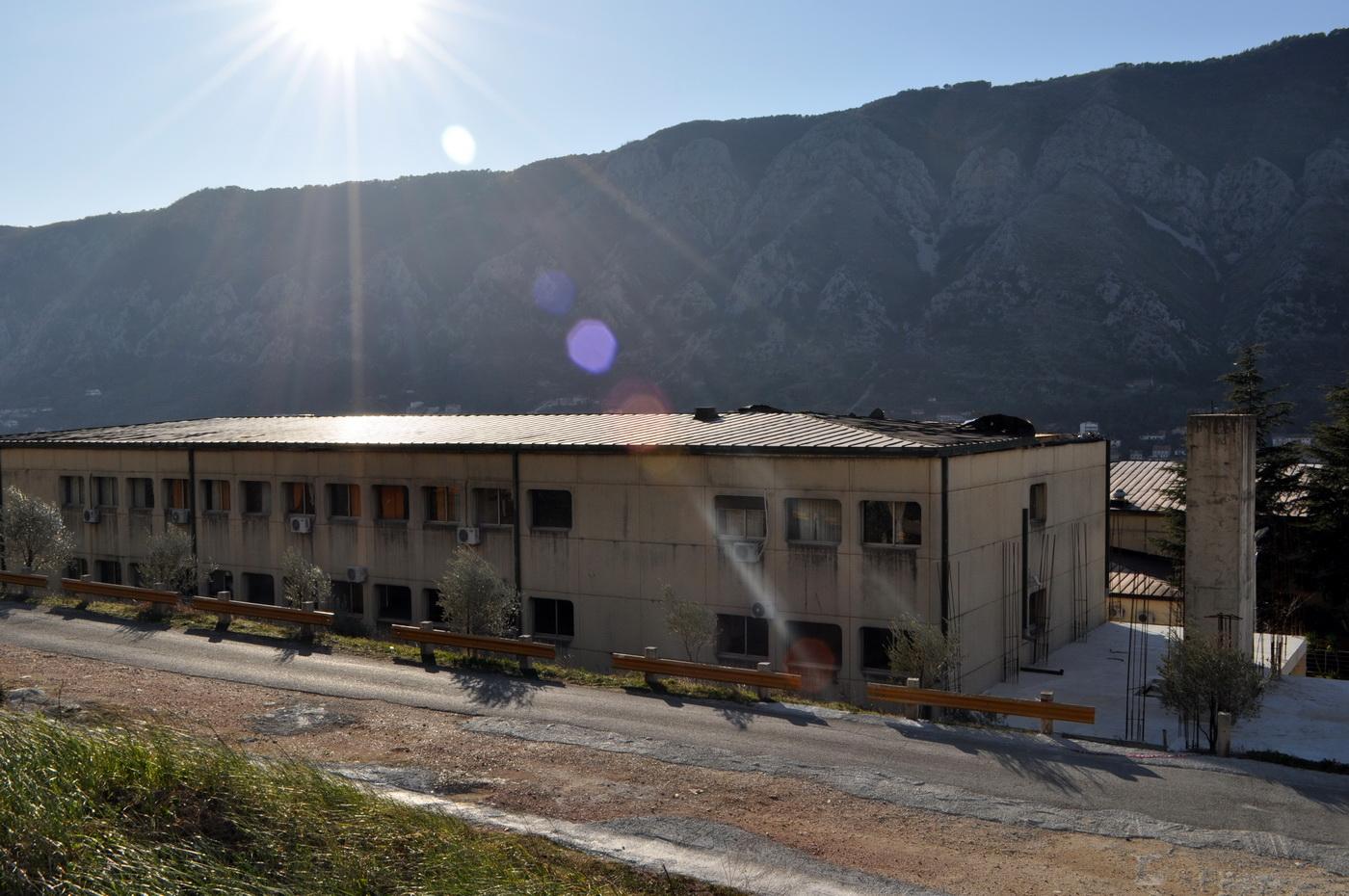 Gimnazija Kotor-foto Boka News