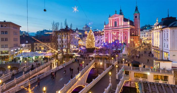 Slovenija - Ljubljana
