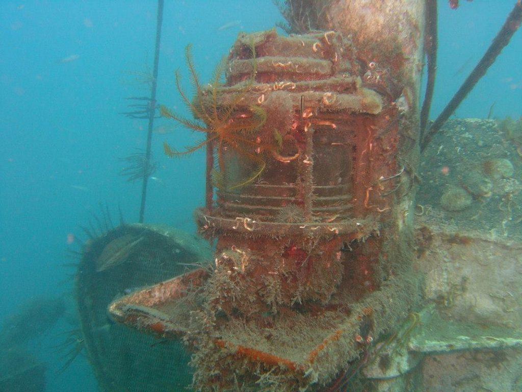 Za Lucku kapetaniju Bar brod jos plovi potonula olupina ribarice Spiridon