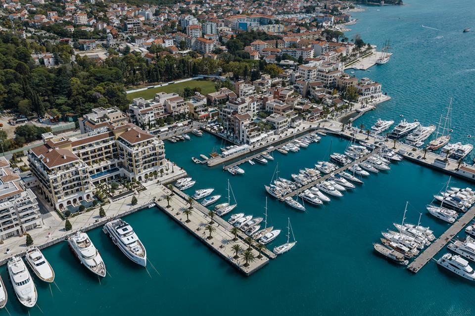 Porto Montenegro Karte.Porto Montenegro Luštica Bay I Portonovi Zabilježena Bolja