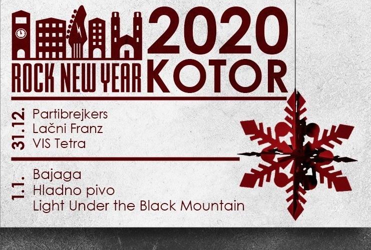 Kotor Rock N Roll Docek 2020 Uz Bajagu Partibrejkerse